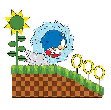 Einfach und sicher online bestellen: Sonic the Hedgehog Vinyl Figur Sonic in Österreich kaufen.