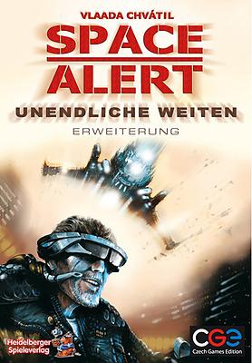 Einfach und sicher online bestellen: Space Alert - Unendliche Weiten in Österreich kaufen.