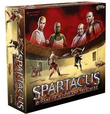Einfach und sicher online bestellen: Spartacus - Ein Spiel über Blut und Verrat in Österreich kaufen.