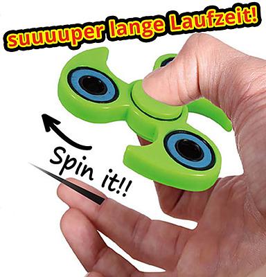 Einfach und sicher online bestellen: Finger Kreisel Deluxe (Spinner) in Österreich kaufen.
