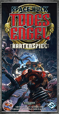 Einfach und sicher online bestellen: Space Hulk: Todesengel Kartenspiel in Österreich kaufen.