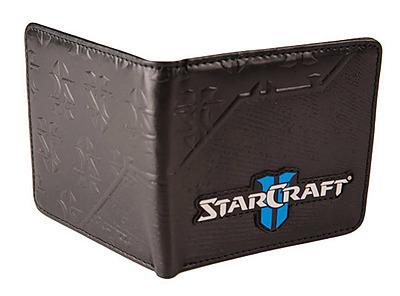 Einfach und sicher online bestellen: StarCraft 2 Leder-Geldbeutel Logo in Österreich kaufen.