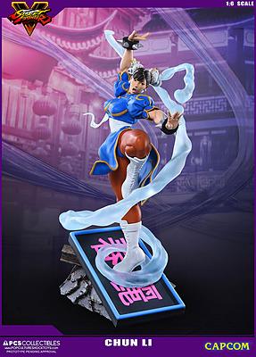 Einfach und sicher online bestellen: Street Fighter 5 Statue Chun-Li 1/6 in Österreich kaufen.