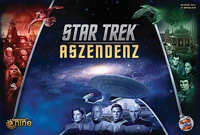 Einfach und sicher online bestellen: Star Trek Aszendenz in Österreich kaufen.