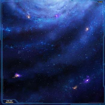 Einfach und sicher online bestellen: Star Trek Ascendancy: Galaxy Play Mat in Österreich kaufen.