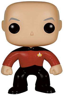 Einfach und sicher online bestellen: Star Trek TNG POP! Vinyl Figur Captain Picard in Österreich kaufen.
