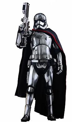 Einfach und sicher online bestellen: Star Wars Episode 7 Actionfigur Captain Phasma 1/6 in Österreich kaufen.