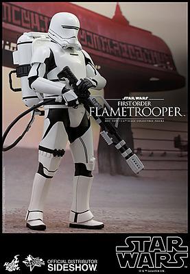 Einfach und sicher online bestellen: Star Wars Episode 7 Actionfigur Flametrooper 1/6 in Österreich kaufen.