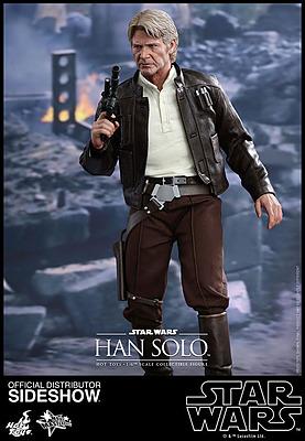 Einfach und sicher online bestellen: Star Wars Episode 7 Actionfigur Han Solo 1/6 in Österreich kaufen.