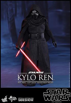 Einfach und sicher online bestellen: Star Wars Episode 7 Actionfigur Kylo Ren 1/6 in Österreich kaufen.