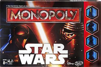 Einfach und sicher online bestellen: Star Wars Episode 7 Monopoly in Österreich kaufen.