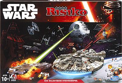 Einfach und sicher online bestellen: Star Wars Episode 7 Risiko in Österreich kaufen.