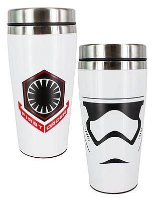 Einfach und sicher online bestellen: Star Wars Episode VII Reisetasse Stormtrooper in Österreich kaufen.