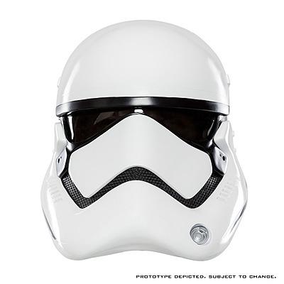 Einfach und sicher online bestellen: Star Wars Episode VII Replik Stormtrooper Helm 1/1 in Österreich kaufen.