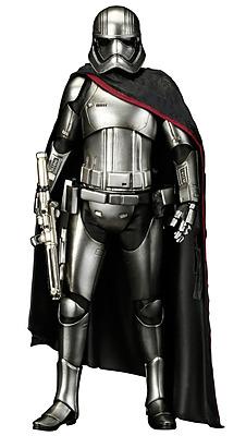 Einfach und sicher online bestellen: Star Wars Episode 7 Statue Captain Phasma 1/10 in Österreich kaufen.