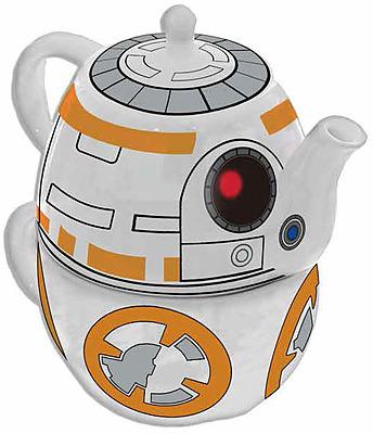 Einfach und sicher online bestellen: Star Wars Episode VII Teekanne & Tasse BB 8 in Österreich kaufen.