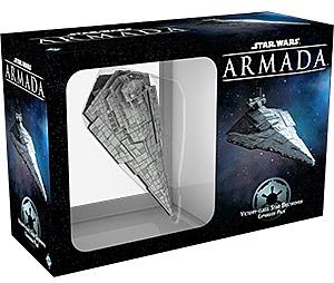Einfach und sicher online bestellen: Star Wars Armada: Sternenzerstörer Sieges-Klasse in Österreich kaufen.