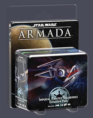 Einfach und sicher online bestellen: Star Wars Armada: Sternenjägerstaffel Imperium in Österreich kaufen.