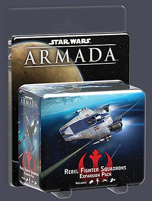 Einfach und sicher online bestellen: Star Wars Armada: Sternenjägerstaffel Rebellen in Österreich kaufen.