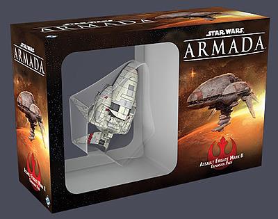 Einfach und sicher online bestellen: Star Wars Armada: Angriffsfregatte Typ II in Österreich kaufen.
