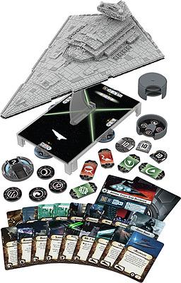 Einfach und sicher online bestellen: Star Wars Armada: Sternenzerstörer Imperium-Klasse in Österreich kaufen.