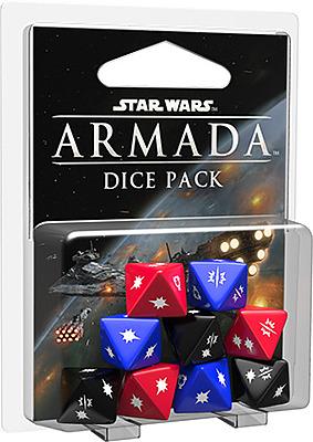 Einfach und sicher online bestellen: Star Wars Armada Dice Pack in Österreich kaufen.