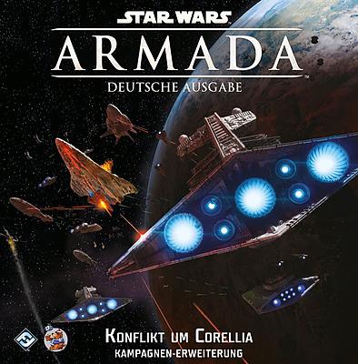 Einfach und sicher online bestellen: Star Wars Armada: Konflikt um Corellia in Österreich kaufen.