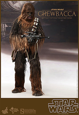 Einfach und sicher online bestellen: Star Wars Actionfigur Chewbacca 1/6 in Österreich kaufen.