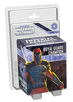 Einfach und sicher online bestellen: Star Wars Imperial Assault: Royal Guard Champion in Österreich kaufen.