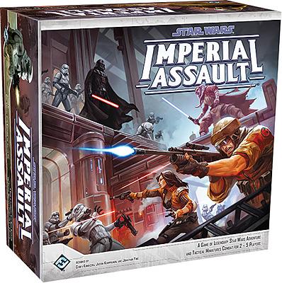 Einfach und sicher online bestellen: Star Wars Imperial Assault: Das Imperium greift an in Österreich kaufen.