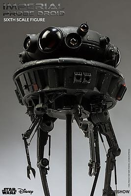 Einfach und sicher online bestellen: Star Wars Actionfigur Imperial Probe Droid 1/6 in Österreich kaufen.
