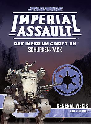 Einfach und sicher online bestellen: Star Wars Imperial Assault: General Weiss in Österreich kaufen.