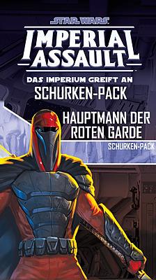 Einfach und sicher online bestellen: Star Wars Imperial Assault: Rote Garde Hauptmann in Österreich kaufen.