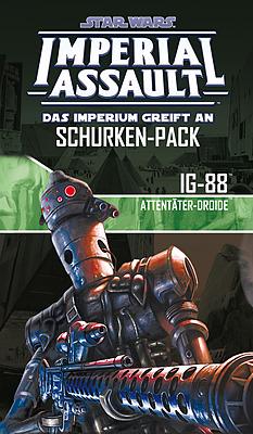 Einfach und sicher online bestellen: Star Wars Imperial Assault: IG-88 in Österreich kaufen.