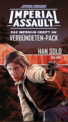 Einfach und sicher online bestellen: Star Wars Imperial Assault: Han Solo in Österreich kaufen.
