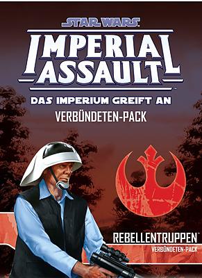 Einfach und sicher online bestellen: Star Wars Imperial Assault: Rebellentruppen in Österreich kaufen.