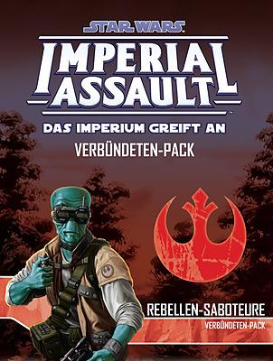 Einfach und sicher online bestellen: Star Wars Imperial Assault: Rebellensaboteure in Österreich kaufen.