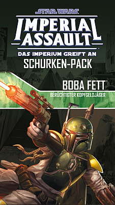 Einfach und sicher online bestellen: Star Wars Imperial Assault: Boba Fett in Österreich kaufen.
