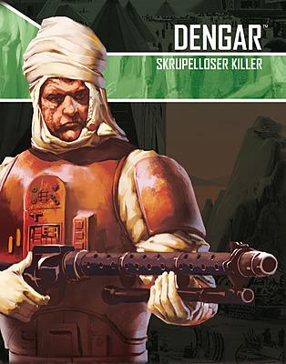 Einfach und sicher online bestellen: Star Wars Imperial Assault: Dengar in Österreich kaufen.