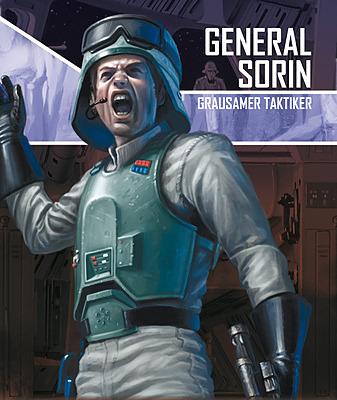 Einfach und sicher online bestellen: Star Wars Imperial Assault: General Sorin in Österreich kaufen.