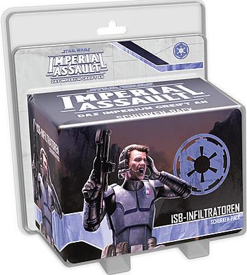 Einfach und sicher online bestellen: Star Wars Imperial Assault: ISB-Infiltratoren in Österreich kaufen.