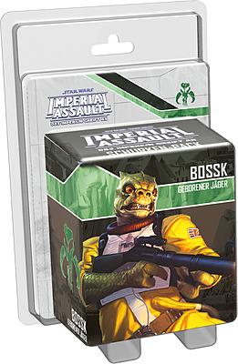 Einfach und sicher online bestellen: Star Wars Imperial Assault: Bossk in Österreich kaufen.
