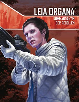 Einfach und sicher online bestellen: Star Wars Imperial Assault: Leia Organa in Österreich kaufen.