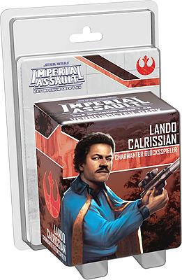 Einfach und sicher online bestellen: Star Wars Imperial Assault: Lando Calrissian in Österreich kaufen.