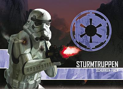 Einfach und sicher online bestellen: Star Wars Imperial Assault: Sturmtruppen in Österreich kaufen.