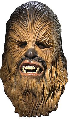 Einfach und sicher online bestellen: Star Wars Latexmaske Chewbacca in Österreich kaufen.