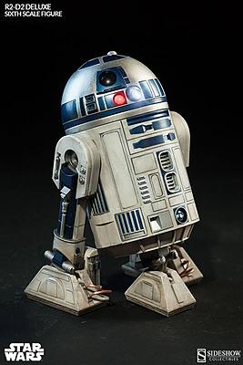 Einfach und sicher online bestellen: Star Wars Actionfigur 1/6 R2-D2 17cm in Österreich kaufen.