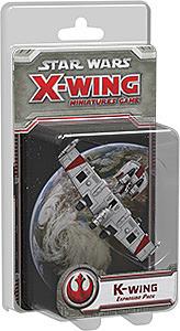 Einfach und sicher online bestellen: Star Wars X-Wing - K-Wing Erweiterung in Österreich kaufen.