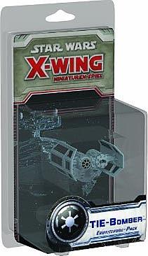 Einfach und sicher online bestellen: Star Wars X-Wing - TIE Bomber Erweiterung in Österreich kaufen.