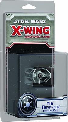 Einfach und sicher online bestellen: Star Wars X-Wing - TIE Advanced Erweiterung in Österreich kaufen.